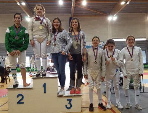Championnats d'Aquitaine par équipes Sabre