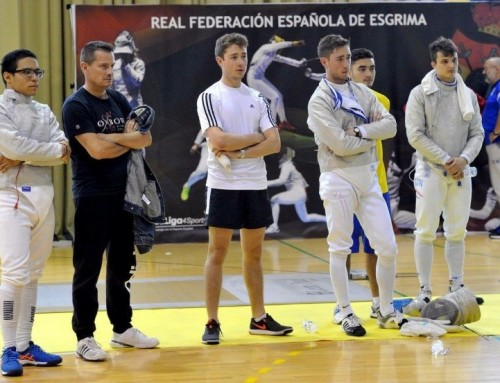 3 sectionnistes à Madrid