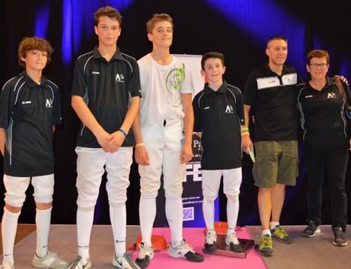 3 palois champions de France