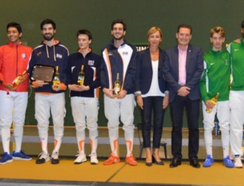 Tournoi de la Ville de Pau – La Section Paloise victorieuse