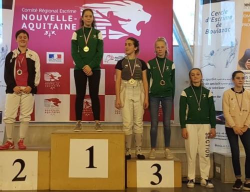 Roxane et Albin gagnent à Boulazac