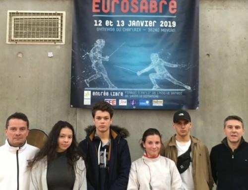 Eurosabre de Meylan (Isère)