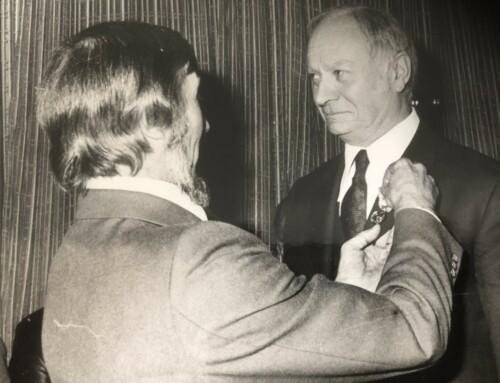 Hommage à Pierre COICAUD – Président Fondateur de la Section Paloise Escrime