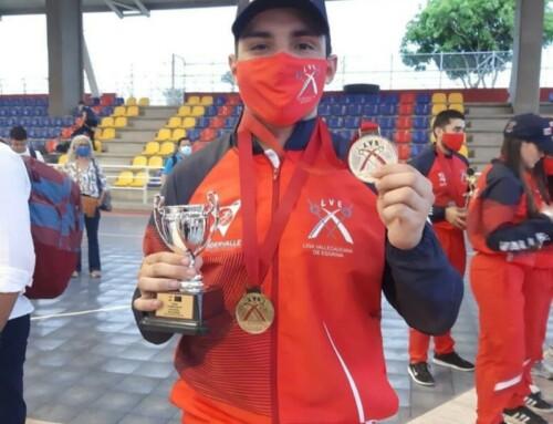 Sébastian Champion de Colombie