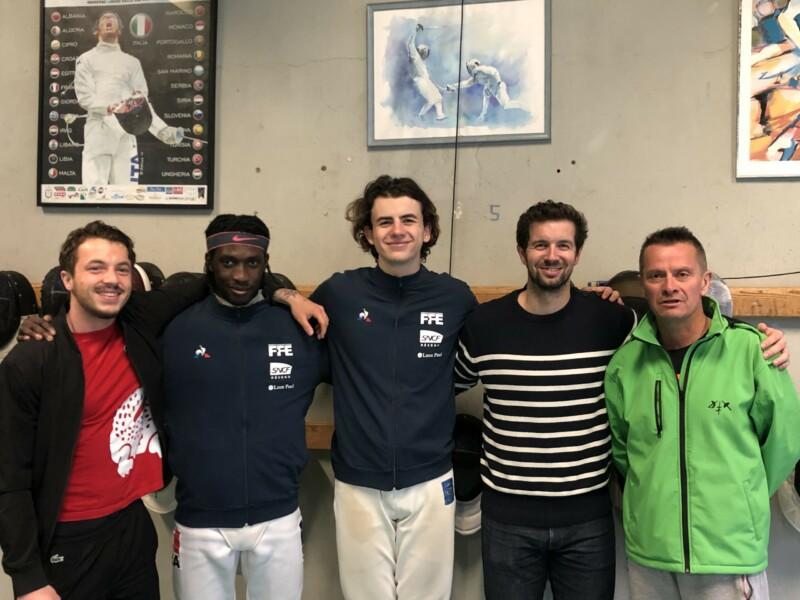 Samuel Jarry et Paco Boureau sélectionnés aux championnats du Monde